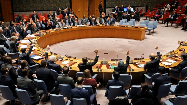 What kind of message does UN resolution send to the world?