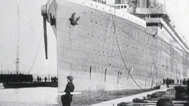 Did a coal fire sink the Titanic?