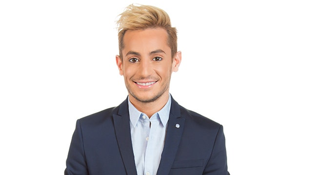 Frankie Grande Says He and Ariana Steal Each Other's Clothes