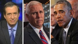'MediaBuzz' host Howard Kurtz weighs in on the battle brewing in Washington over repealing and replacing ObamaCare
