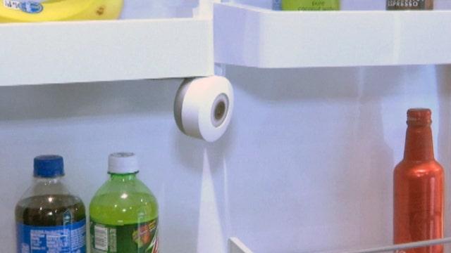 Fridge cam cuts down on food waste