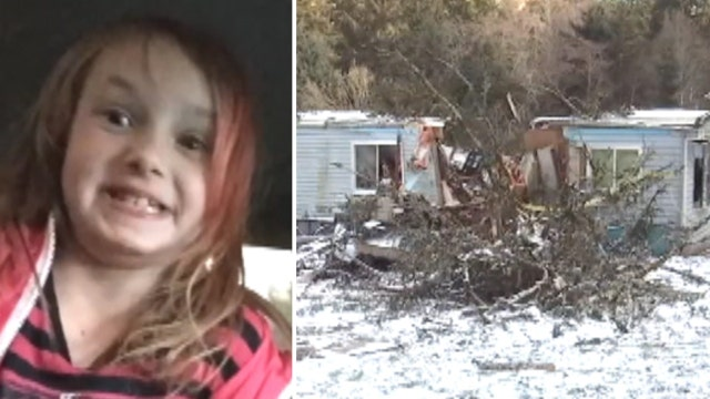 Girl killed by falling tree while laying on family's couch