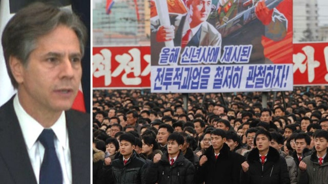 North Korea's nuclear capability growing every day, top US diplomat warns