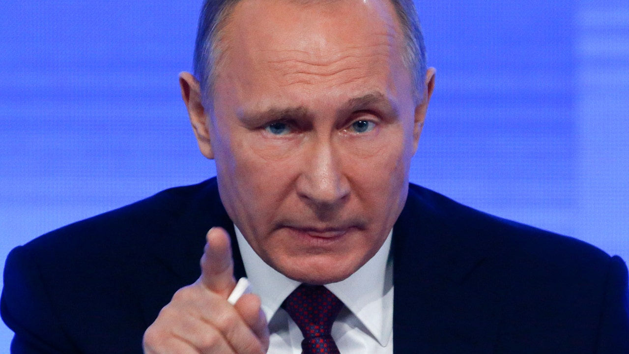 Putin: Those who leaked Trump dossier 'worse than prostitutes'