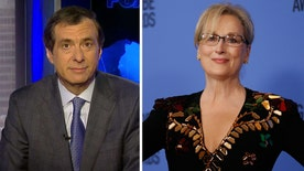 'MediaBuzz' host Howard Kurtz weighs in on Meryl Streep 'hijacking' the Golden Globes to deliver a political speech against Donald Trump
