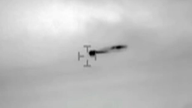 UFO Chilean Navy releases video of mysterious flying object Fox