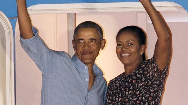 After the Buzz: Will Obamas keep media spotlight?