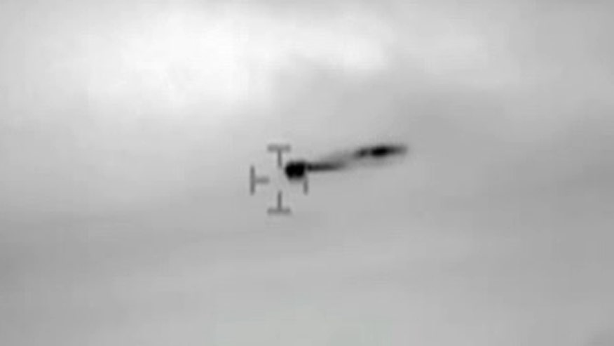 Chilean Navy declassifies and releases 2014 video of mysterious flying object