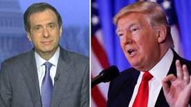 'MediaBuzz' host Howard Kurtz weighs in on Donald Trump calling Buzzfeed and CNN 'fake news'