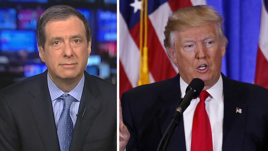 'MediaBuzz' host Howard Kurtz weighs in on the media's role covering the White House