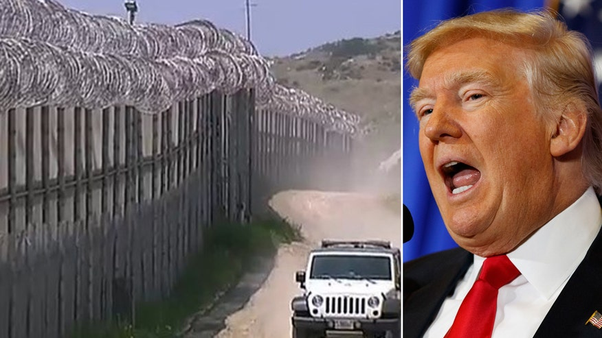 Trump Is Building The Wall Fox