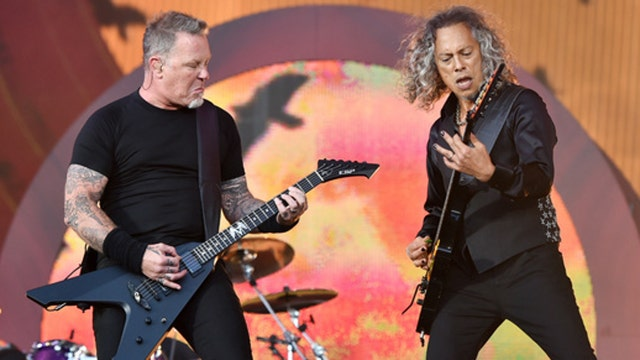 Metallica shows no sign of slowing down