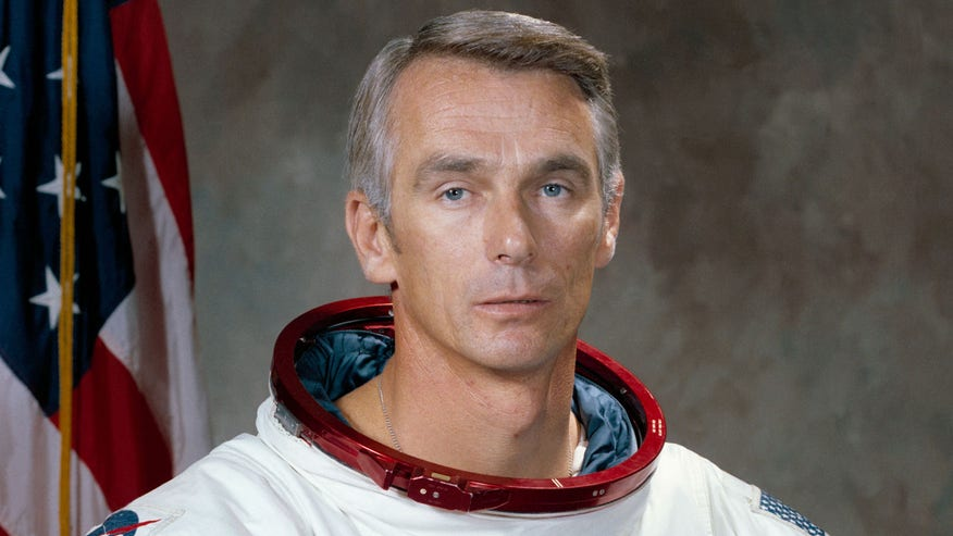 NASA astronaut was the last man to set foot on the moon