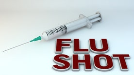 Influenza cases are on the rise, surpassing last year's numbers