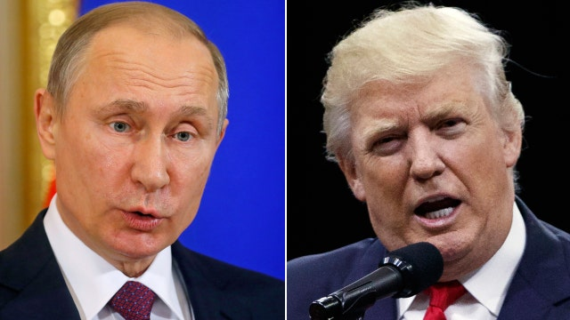 Trump's tough task in making a deal with Putin