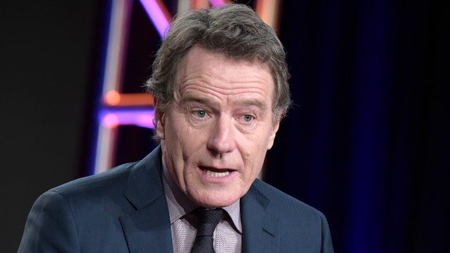 Bryan Cranston continues to mix up the resume