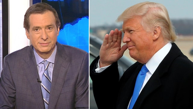 Kurtz: Can Trump stand and deliver?