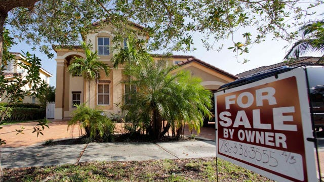 Mortgage rates are heading back down