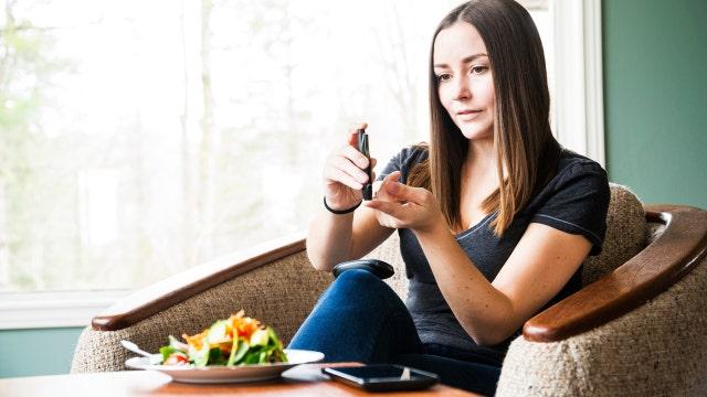 Technology means fewer finger pricks for diabetics
