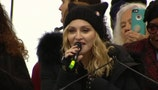 Madonna gives profanity-laced speech at Women's March in Washington