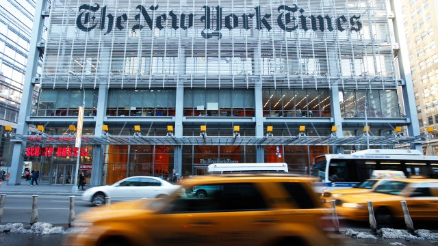 After the Buzz: NY Times called 'timid' on Trump and Russia