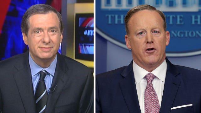 Kurtz: Sean Spicer, take two