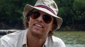 Face2Face: Matthew McConaughey discusses his new drama, 'Gold', about Kenny Wells' determination to discover gold in Indonesia