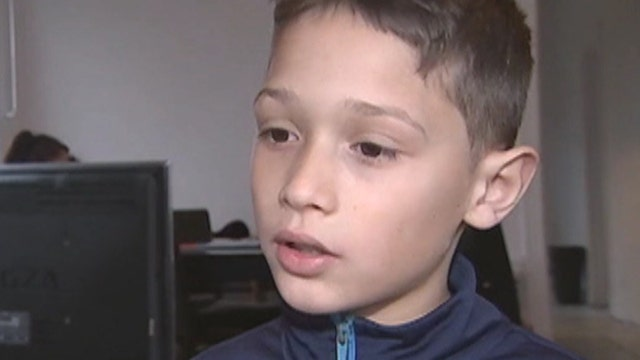 Thieves steal family SUV with 10-year-old in the back seat