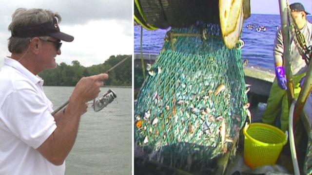 Fisherman vs. fishermen in North Carolina