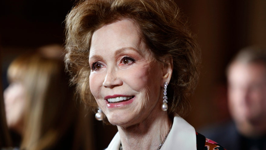 Legendary actress dead at age of 80
