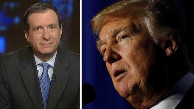 Kurtz: Trump's tweetstorm tenure