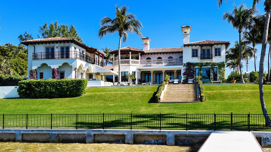 Hot Houses: Billy Joel's palatial South Florida homes hit the market again, plus Jane Fonda's eco-friendly Beverly Hills home and the most expensive home in America