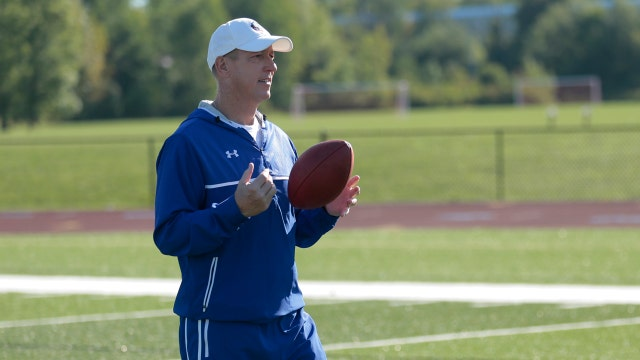 Jim Kelly's game plan for beating cancer