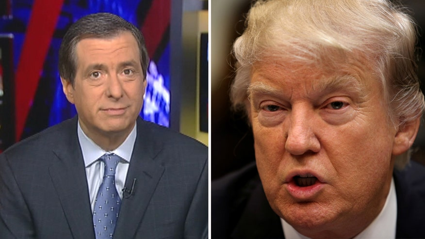 'MediaBuzz' host Howard Kurtz weighs in on the media backlash over Donald Trump temporary travel ban