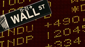 Fortunately for investors, there were more ups than downs: The Dow, Nasdaq and the S&P 500 all finished the month higher