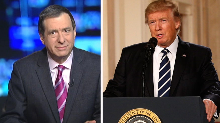 'MediaBuzz' host Howard Kurtz weighs in on the media's reaction to Donald Trump's Supreme Court pick, Judge Neil Gorsuch