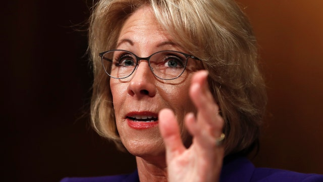DeVos opposition now claiming she'll ruin public schools