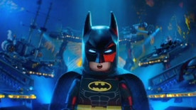 Actor returns as the always confident and outspoken caped crusader in 'The Lego Batman Movie'