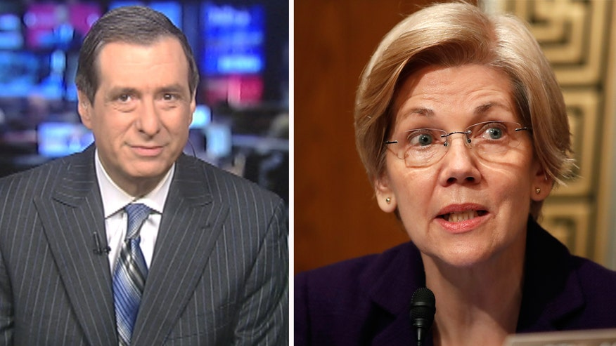 'MediaBuzz' host Howard Kurtz weighs in on the media reaction to Elizabeth Warren officially being silenced during the Jeff Sessions debate