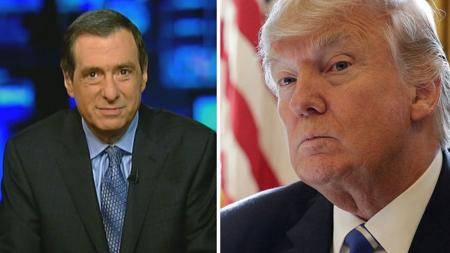 'MediaBuzz' host Howard Kurtz weighs in on the media's inability to realize President Trump is not going to change to fit a perspective they want