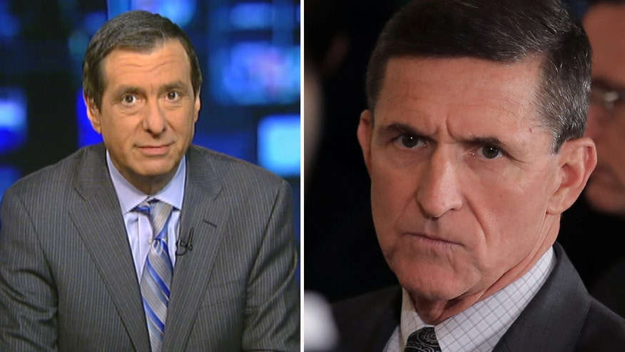 'MediaBuzz' host Howard Kurtz weighs in on the media's reaction to Michael Flynn's resignation