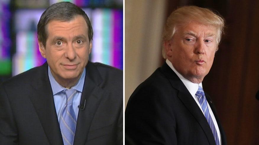 'MediaBuzz' host Howard Kurtz weighs in on President Trump's reactions to the media's handling of General Flynn's resignation