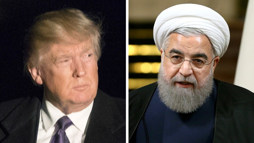 Chris Snyder reports on White House sending new message to Iran over their controversial nuclear program
