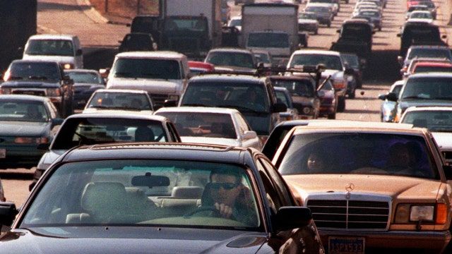 Los Angeles is the most congested city on the planet