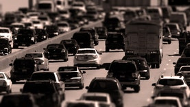 Motorists driving more than 3.2 trillion miles last year -- a new record