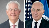 Chris Snyder reports on the expectations for State and Homeland Security secretaries as they meet with Mexican officials