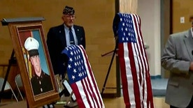94-year-old World War II veteran from Pennsylvania has created more than 100 portraits of fallen servicemen and women