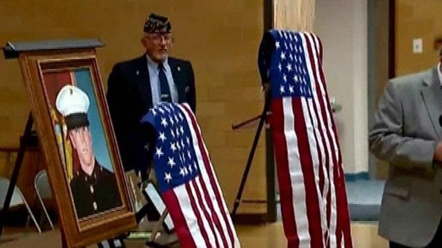 Artist honors fallen soldiers