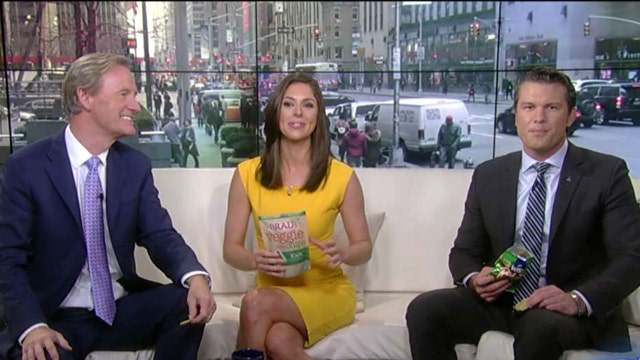 After the Show Show: Kale chips