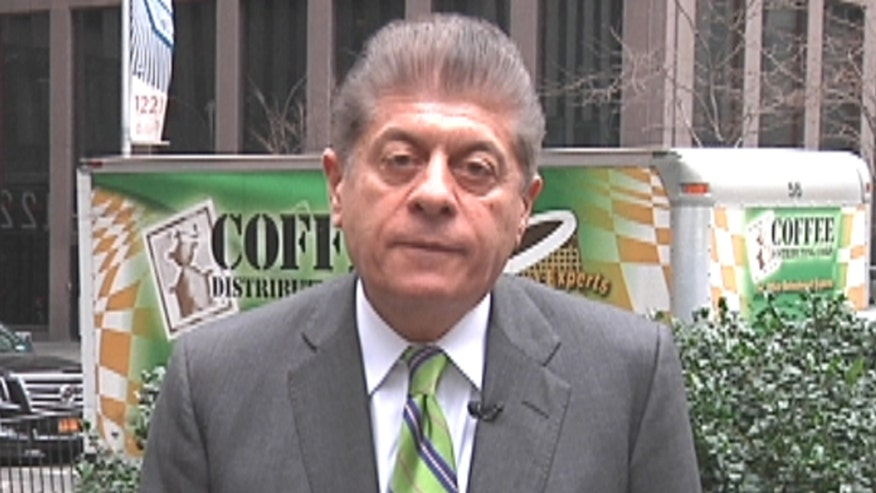 Judge Napolitano's Chambers: Judge Andrew Napolitano explains why America's spies now have more power than the United States president